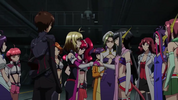 Cross Ange ep 23 The Crew of Libertus Extended Version