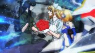Cross Ange ep 11 Past Life of Ange and Salamandinay