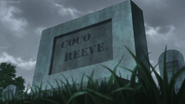 Cross Ange 03 Coco Reeve's tombstone