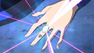 Cross Ange 05 Ange's ring activates