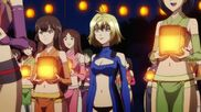 Cross Ange ep 15 Ange in the Festival