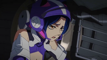 Cross Ange ep 24 Nonna piloting Hauser Nonna Extended Version