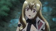 Cross Ange ep 03 Ange in the Graveyard