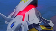 Cross Ange ep 5 Villkiss's Face Extended Version