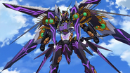 Cross Ange 13 Embryo Ragna-mail activating its High-yield Cannons