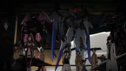 Cross Ange ep 18 The Arzenal Crew Extended Version