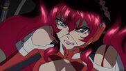 Cross Ange ep 13 Hilda Angry