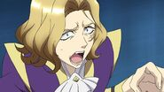 Cross Ange ep 13 Julio in fear