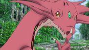 Cross Ange ep 14 Dragon Vivian
