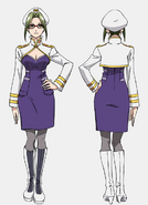Cross Ange Emma Bronson full appearence