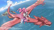 Cross Ange TR. Naomi and Dragon Vivian