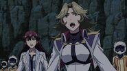 Cross Ange ep 11 Young Jasmine and Young Maggie