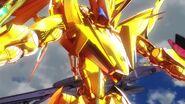 Cross Ange ep 11 Enryugo turns gold