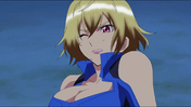 Cross Ange ep 5 Ange being attacked Extended Version
