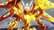 Cross Ange 11 Golden Yang Dragon