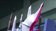 Cross Ange ep 4 Razor's Blade Extended Version