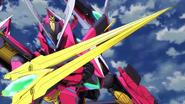 Cross Ange 11 Yang Dragon blade