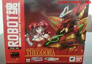 Robot spirits Theodra Michael Mode Package