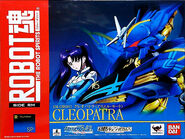 Robot Spirits cleopatra package