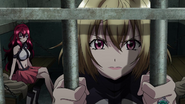 Cross Ange 10 Ange and Hilda in Prison
