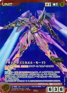Theodra Michael Mode destroyer mode card 3