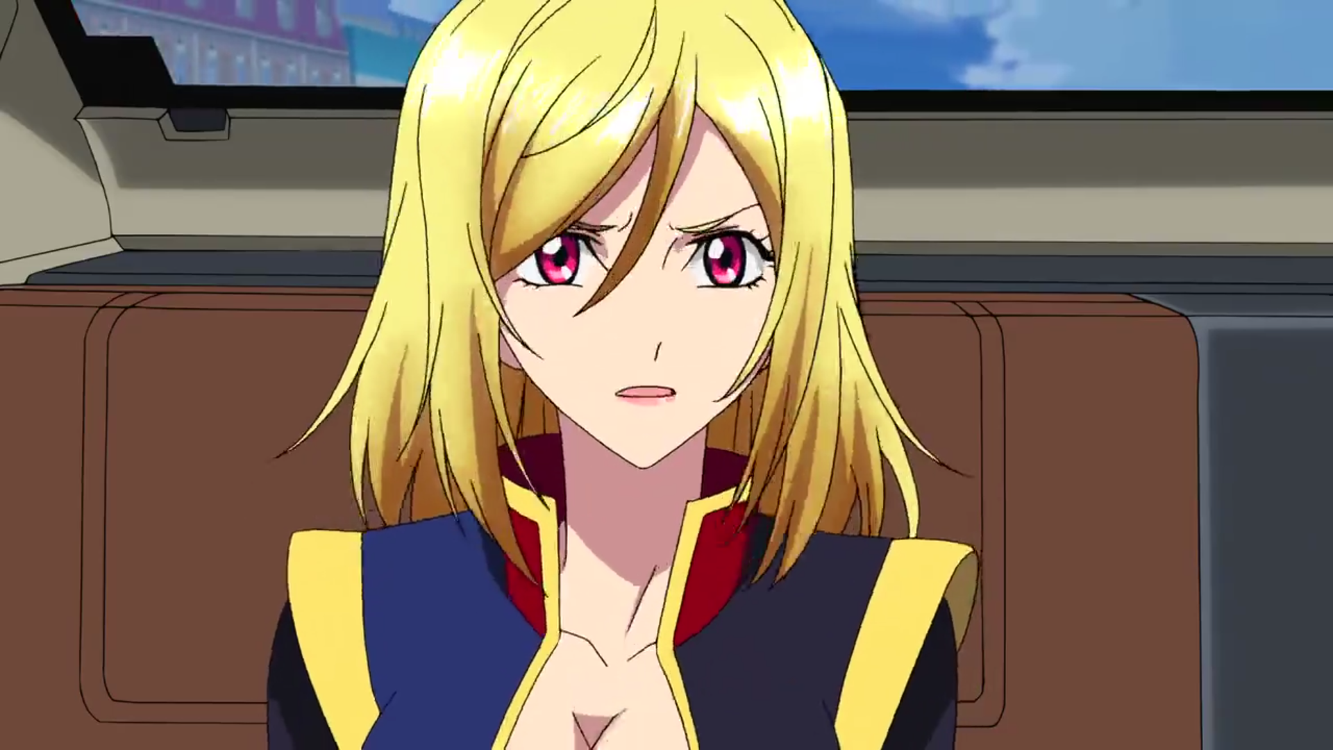 Angelise Ikaruga Misurugi | CROSS ANGE Rondo of Angel and Dragon