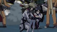 Cross Ange ep 11 Young Jasmine and Young Alektra