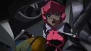 Cross Ange ep 24 Tanya's Death Extended Version