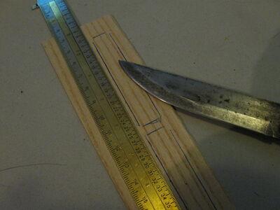 Metal fletching method 1-09