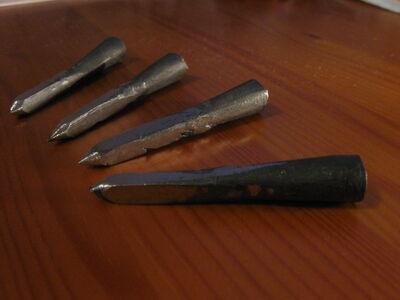 Forging boltheads method 2-01