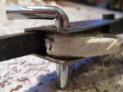 Making simple bastard string fasteners-1024x768-14