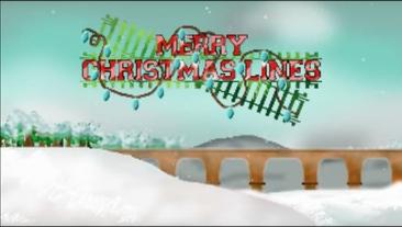 MerryChristmasLines01