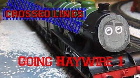 Crossed Lines 4 'Going Haywire' 1