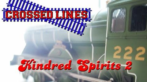Crossed Lines 8 'Kindred Spirits' Part 2-0