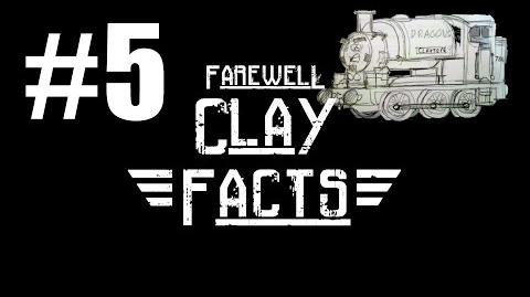 Farewell Clay Facts 5- Nightmares