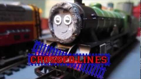 'Crossed Lines' Intro