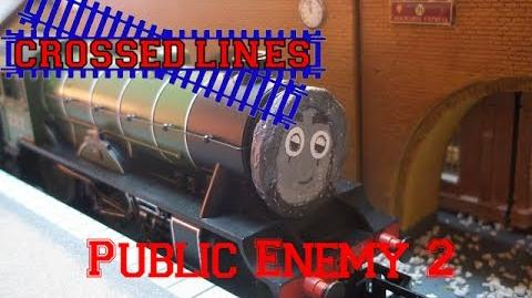 Crossed Lines Pilot 'Public Enemy' Part 2
