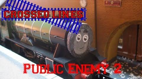 Crossed Lines Pilot 'Public Enemy' Part 2