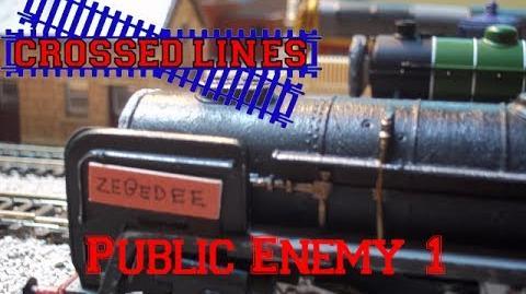 Crossed Lines Pilot 'Public Enemy' Part 1
