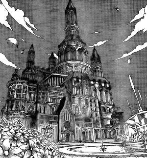 Eternity Castle