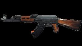 Reveal AK-47