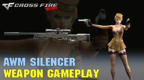 CrossFire - AWM Silencer - Weapon Gameplay