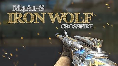 CFQQ M4A1-S Iron Wolf & Glock-18-Iron Wolf (VVIP)