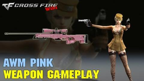 CrossFire - AWM Pink - Weapon Gameplay