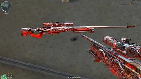Cross Fire China AWM-Infernal Dragon Punk !