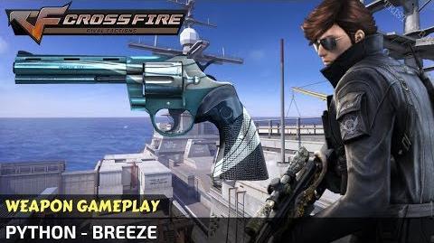 CrossFire Vietnam - Python - Breeze