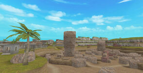 Mysterious Island map1 3