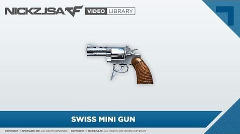 Swiss Mini Gun CrossFire 2