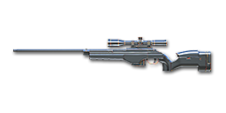 TRG-21 Noble Silver