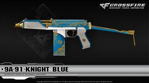 CrossFire China 9A-91-Knight Blue